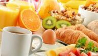 قائمة بطعام مرضى السكري