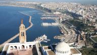 وصف مدينة سياحية في الجزائر