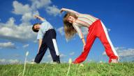تمرينات رياضية للأطفال
