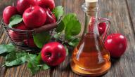 فوائد خل التفاح للشعر الدهني