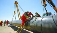 وسائل نقل البترول والغاز