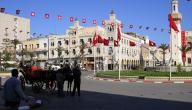 وصف لمدينة تونس
