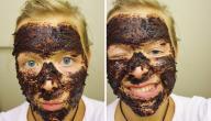 وصفة لتقشير الوجه