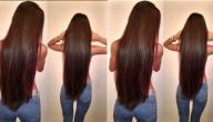 وصفة سريعة وسهلة لتطويل الشعر