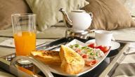 وصفات فطور
