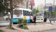 الطرق والمواصلات في الأردن