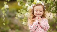 وصفات طبيعية لتطويل شعر الأطفال