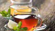 فوائد شاي الليمون الأسود