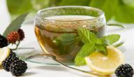 طريقة شرب الشاي الأخضر للتخسيس