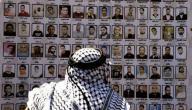عدد شهداء فلسطين منذ 1948