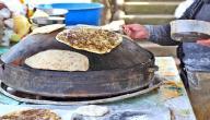 طريقة عمل خبز الصاج اللبناني