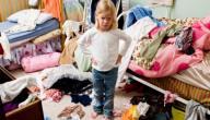 كيف أنظم غرفة الأطفال