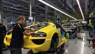 كيف تتم صناعة السيارات