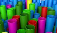 من ماذا يصنع البلاستيك