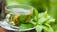 ما فوائد شاي الأخضر بالنعناع