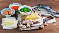 ما تأثير نقص أحد أنواع المواد الغذائية الستة