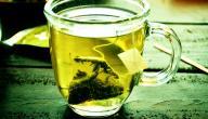 ما فوائد شرب الشاي الأخضر على الريق