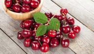 ما هي فوائد فاكهة الكرز