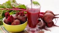 ما فوائد فاكهة الشمندر