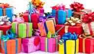 أحلى هدية عيد ميلاد للبنات