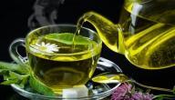 ما فوائد الشاي الأخضر للحامل