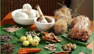 معالجة الفطريات الجلدية بالأعشاب