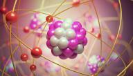 عدد البروتونات في الذرة