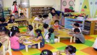 مفهوم رياض الأطفال