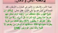 مفهوم الأمن في القرآن