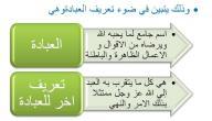 مفهوم العبادة في الإسلام وخصائصها