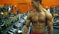 هل تمارين الحديد تحرق الدهون