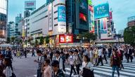 معلومات عامة عن اليابان