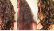 كيف اجعل شعري ملفلف