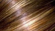 كيفية عمل صبغات الشعر