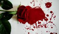 خواطر حب رومانسية فيس بوك