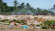 مفهوم تلوث التربة