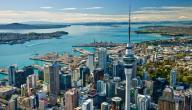مدن نيوزيلندا