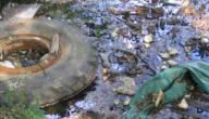 مقال عن تلوث الماء