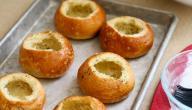 طريقة الخبز بالفرن