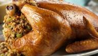 طريقة حشوة الدجاج