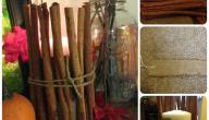 صناعة الشمع المعطر في المنزل