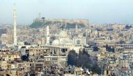 موضوع عن مدينة حلب