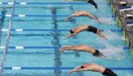 موضوع عن رياضة السباحة