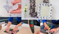 صناعة ديكورات منزلية بسيطة