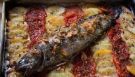 طريقة عمل سمك سنجاري إسكندراني