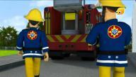 موضوع عن رجل الإطفاء