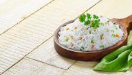 طريقة أرز البشاور