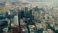 عدد سكان لوس أنجلوس
