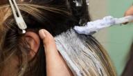طريقة فرد الشعر بالبيت