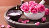 كيفية صنع ماء الورد في المنزل